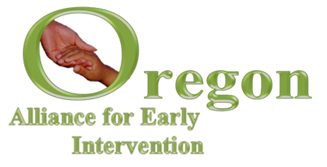 Oregon Alliance for Early Intervention logo