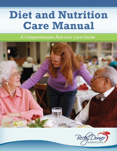 2019 Diet and Nutrition Care Manual CPE Course