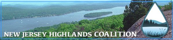NJ Highlands Coalition Header
