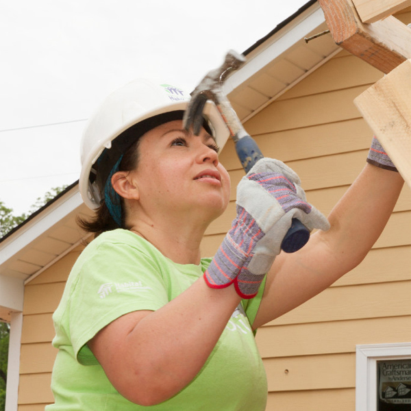 Willamette West Habitat for Humanity Women Build Program