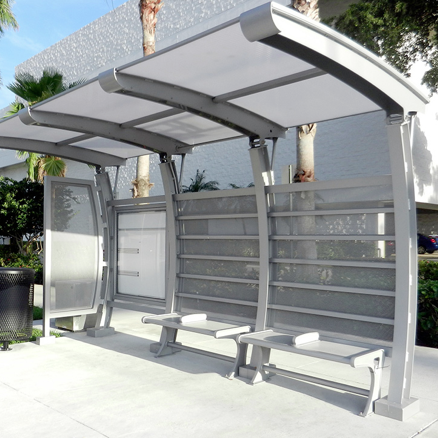 Interlude Bus Shelter