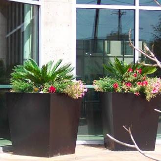 Urban Plant Receptacle