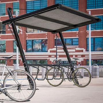 Bike Port Shelter