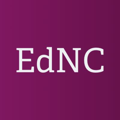 EdNC NC Education logo