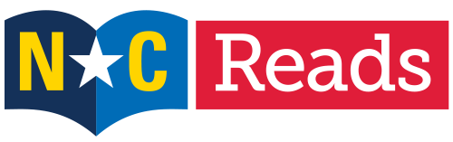 NC Reads logo