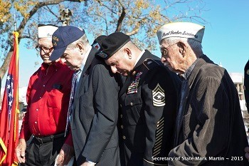 Arkansas Remembers Pearl Harbor: 75th Anniversary