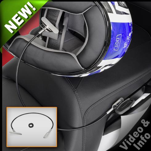 Helmet Lock Extension For Gold Wing & Spyder RT