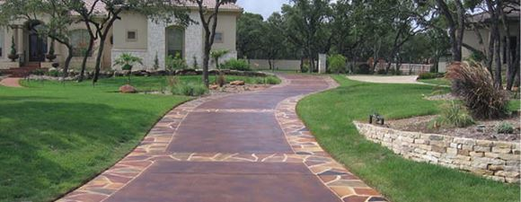 Plan Ahead When Acid Staining Concrete During New Construction