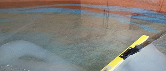 Comparing Thick-Build Concrete Sealers to Thin-Build Concrete Sealers