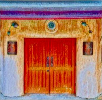 SV Cultural Hub doors