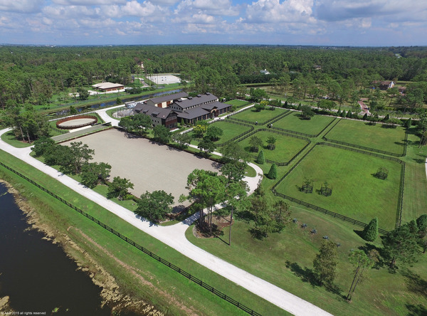 Private 15 Acre Estate in Wellington