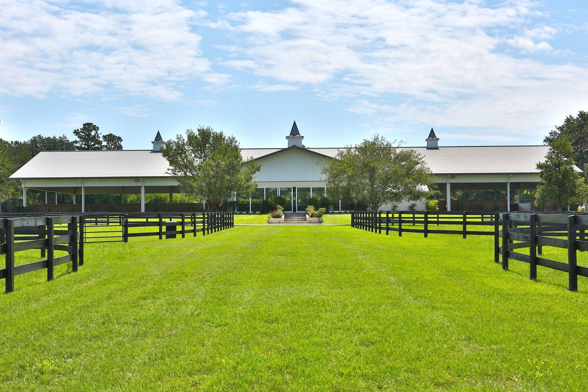 Impressive Equestrian Property Located Minutes From World Equestrian Center Ocala