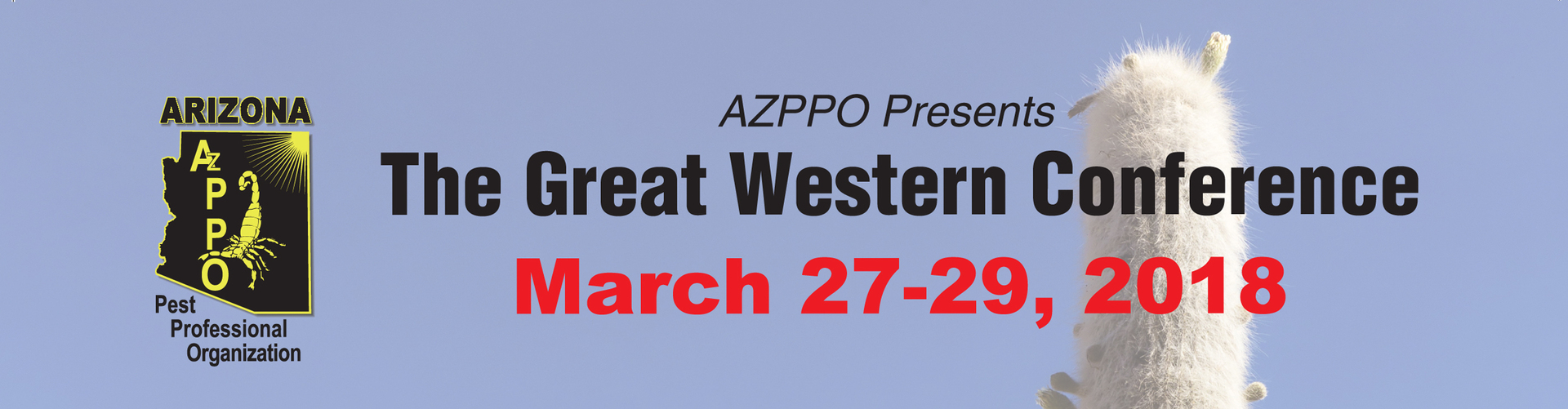 -2018 AZPPO Conference Save the Date March 27-29, 2018