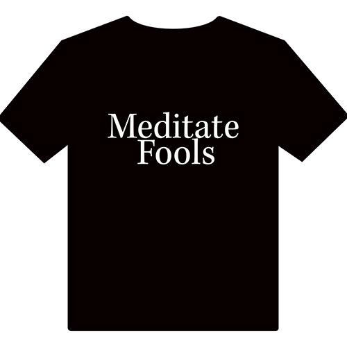 Meditate Fools