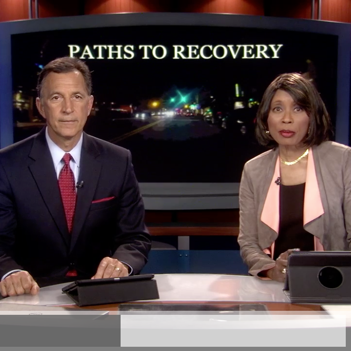 "WLOS News Story ""Paths to Recovery"""