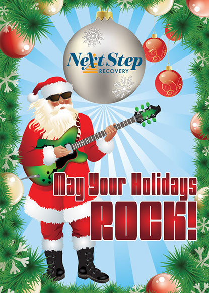 May your holidays Rock!