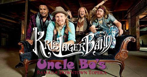 Kris Lager Band at Uncle Bo's
