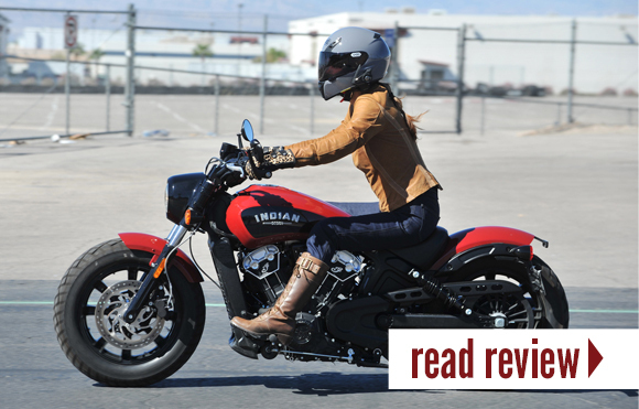 Since 1999, the #1 Motorcycling Magazine for Women and the