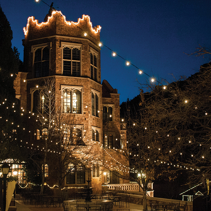 Click here to see more of the Glen Eyrie experience!