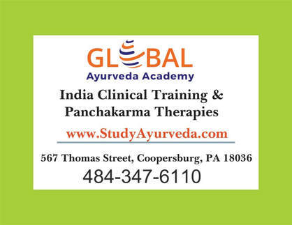 Ayurveda & Pancha Karma Conference, December 8 & 9