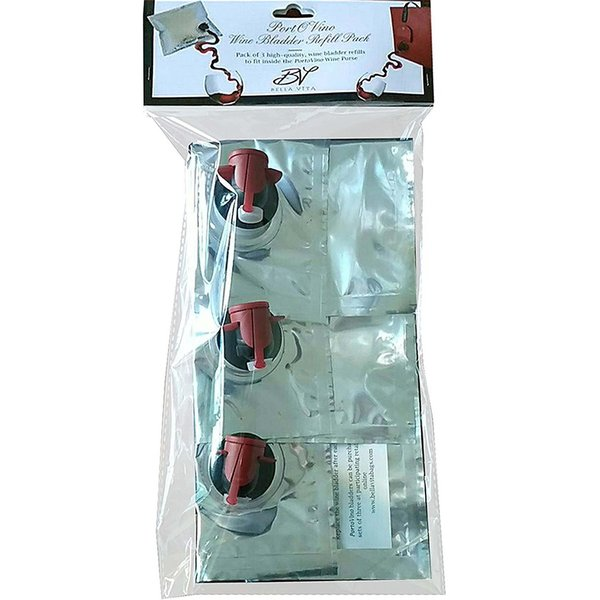 PortoVino Wine Bladder Replacement Bags