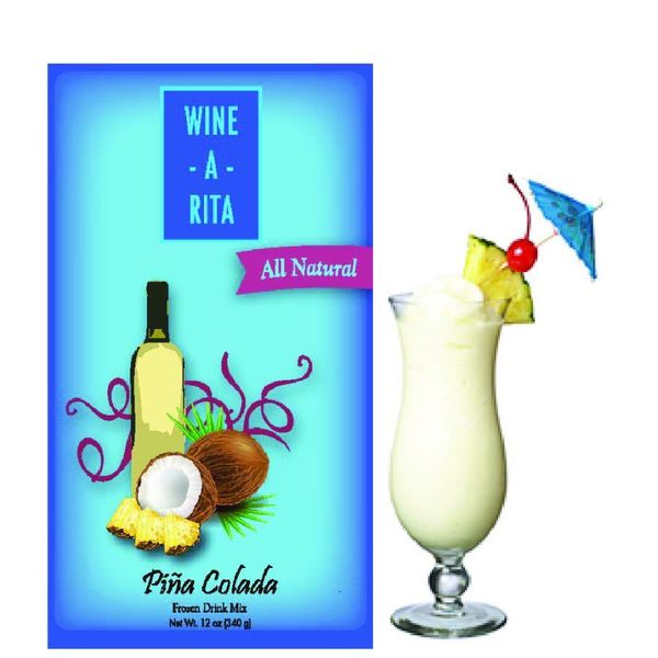 Pine Colada Frozen Wine Drink Mix