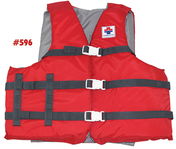 eLifeguard.com® Adult General Purpose Vest