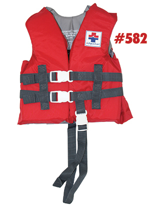 eLifeguard.com® Child's Boating Vest