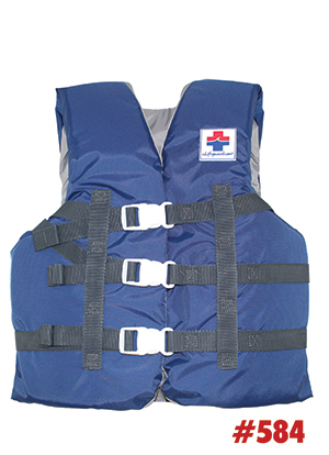 eLifeguard.com® Youth Boating Vest