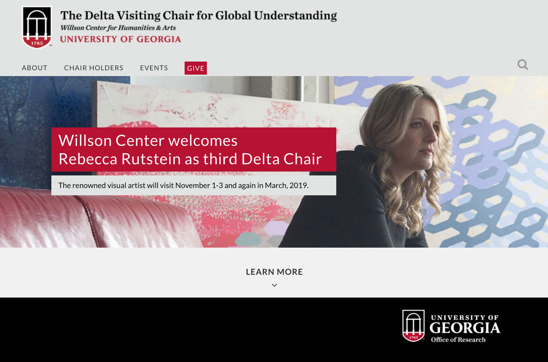 delta chair announcment