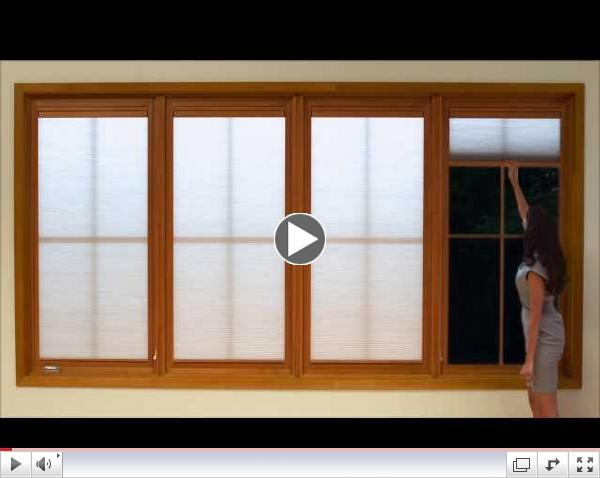 Marvin Shades in Action: The Ultimate Casement Window