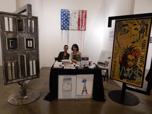 TFAA booth