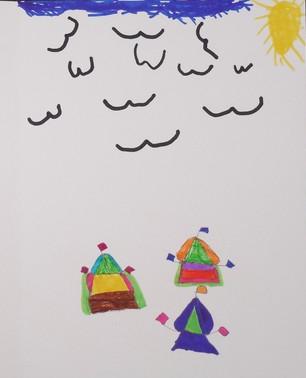 Artwork from Texas Children's workshop