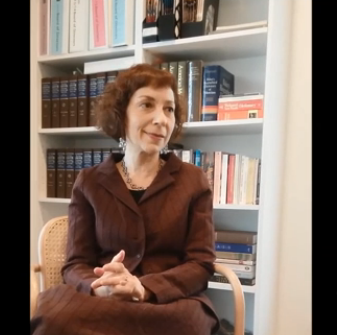 Video Interview of Sarah Rothenberg