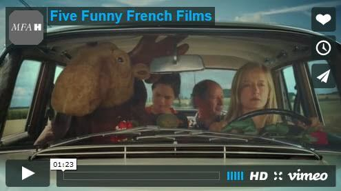 Five Funny French Films trailer