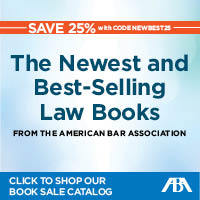 ABA--Best Selling Law Books