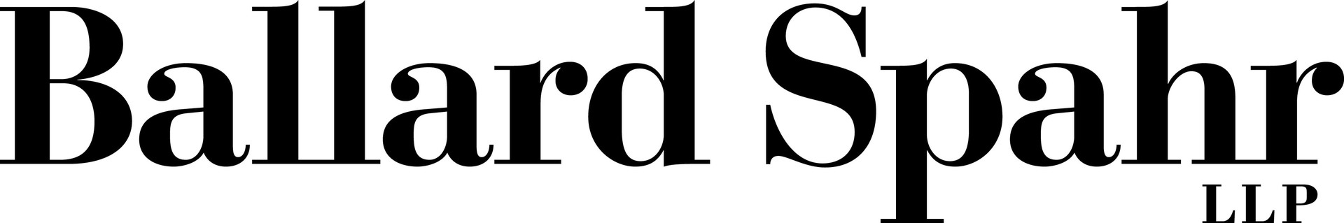 Ballard Spahr  Law Firm Logo