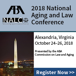ABA -National Aging and Law Conference