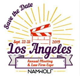 NAMWOLF Annual Meeting