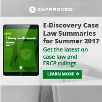FRCP Rulings