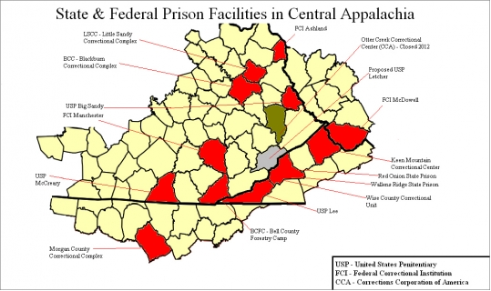 Kentucky Prisons