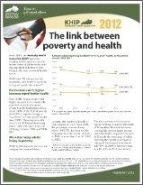 Link Between Poverty and Health