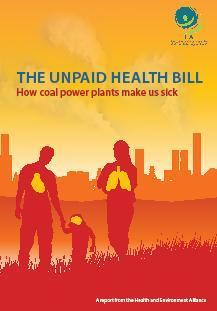 Coal's Unpaid Health Bill