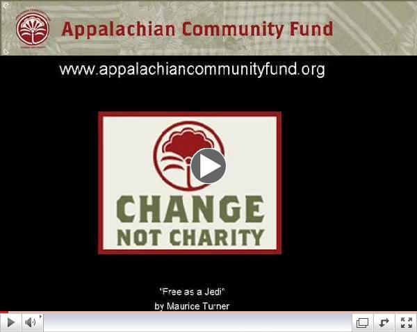 Appalachian Community Fund Thanks You