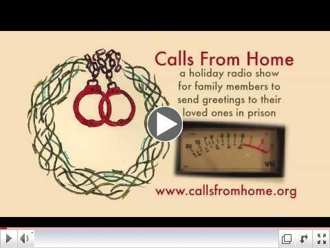 Holiday Cheer from Prisoner's Families