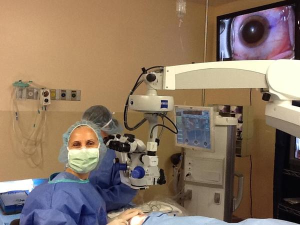 Dr. Matossian in Surgery