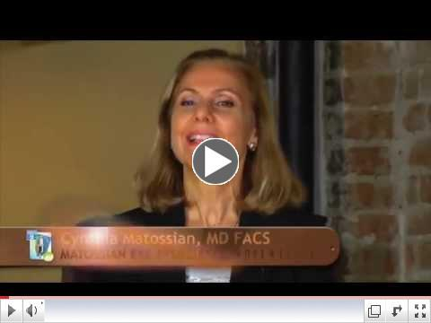 Cynthia Matossian, MD, FACS speaks at MARCO Power Forum 2