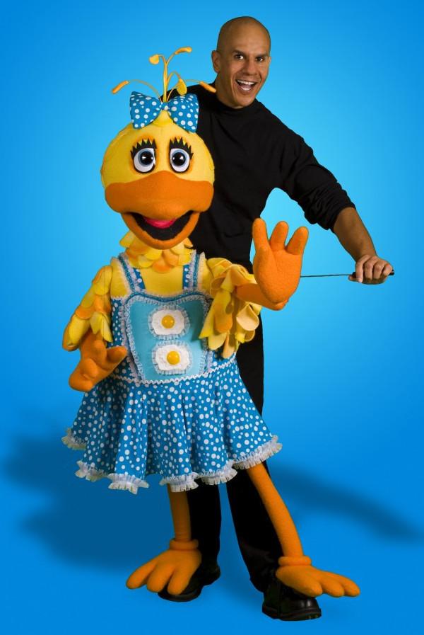 A Pumpernickel Puppet