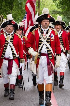 The Pawtuxet Rangers