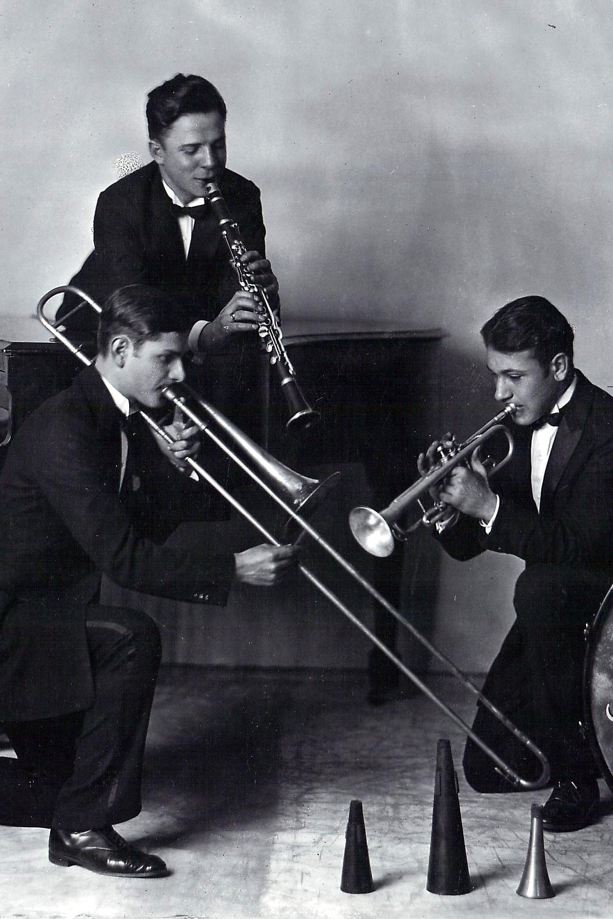 Dixieland Musicians